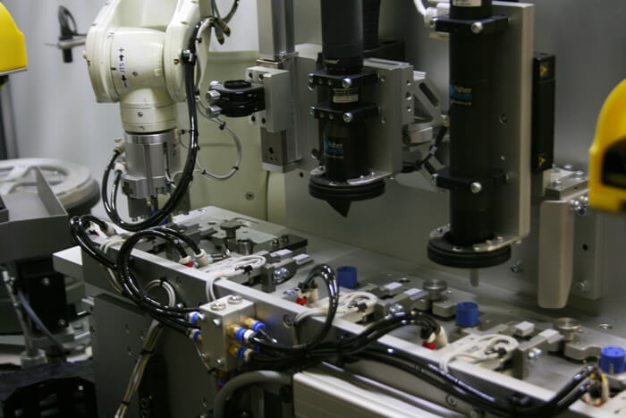 Vision-based inspection system