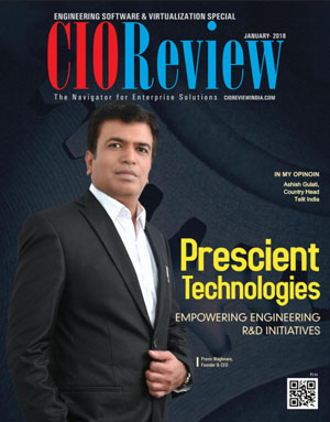 CIO Review | Prescient Technologies